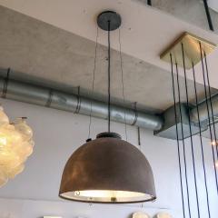 Otto Kaszner Copenhagen Pendant Lights 1970s - 1133182