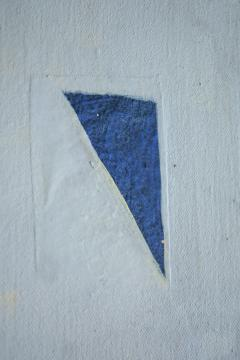 Otto Rogers Floating Triangle With a Circle in a Landscape - 826108