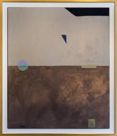 Otto Rogers Floating Triangle With a Circle in a Landscape - 826110