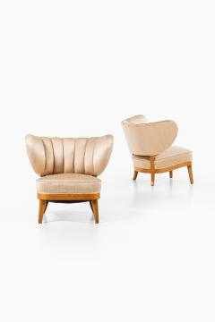 Otto Schultz Easy Chairs Produced by Boet - 1857306