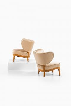 Otto Schultz Easy Chairs Produced by Boet - 1857307