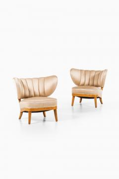 Otto Schultz Easy Chairs Produced by Boet - 1857311
