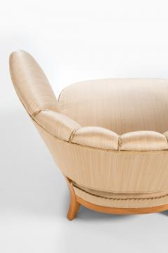 Otto Schultz Easy Chairs Produced by Boet - 1857312