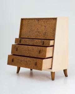Otto Schultz Swedish Modern Bureau by Otto Schulz for Boet 1940s - 1620132
