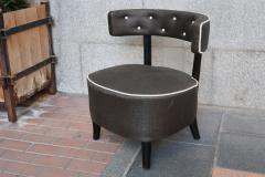 Otto Schulz A pair of armchairs by Otto Schulz Sweden 40 - 746632