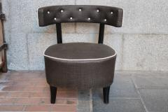 Otto Schulz A pair of armchairs by Otto Schulz Sweden 40 - 746639