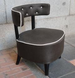 Otto Schulz A pair of armchairs by Otto Schulz Sweden 40 - 746640
