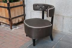 Otto Schulz A pair of armchairs by Otto Schulz Sweden 40 - 746644