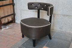 Otto Schulz A pair of armchairs by Otto Schulz Sweden 40 - 746645