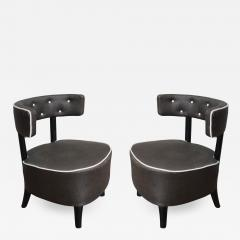 Otto Schulz A pair of armchairs by Otto Schulz Sweden 40 - 749228