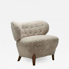 Otto Schulz Schulz Lounge Chair by Otto Schulz for Jio M bler J nk ping Sweden ca 1940 - 1880525
