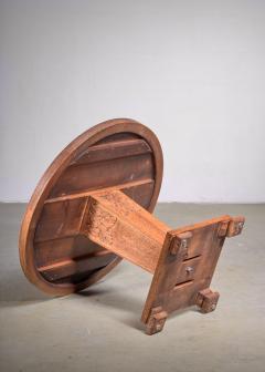 Otto Wretling Otto Wretling Art Nouveau coffee table - 1960380