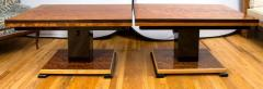 Otto Wretling Pair of Otto Wretling Idealbordet Adjustable Tables - 416565