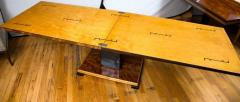 Otto Wretling Pair of Otto Wretling Idealbordet Adjustable Tables - 416569