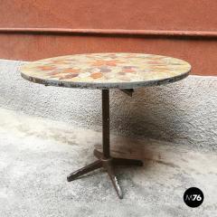 Outdoor ceramic table 1940s - 1936057