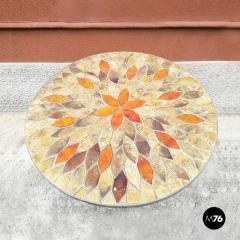 Outdoor ceramic table 1940s - 1936063