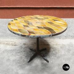 Outdoor ceramic table 1940s - 1945610
