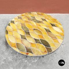 Outdoor ceramic table 1940s - 1945611