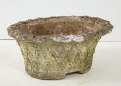 Oval Basket Weave Planter - 1581659