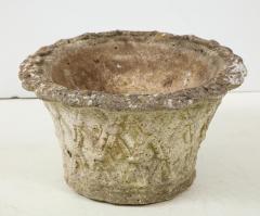 Oval Basket Weave Planter - 1581660