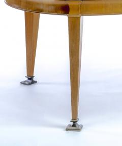 Oval superb Neo classic 40s dinning table with awesome - 1649206