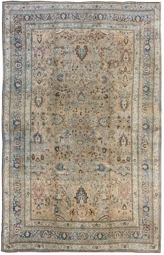 Oversized Antique Persian Khorassan Rug - 1124406