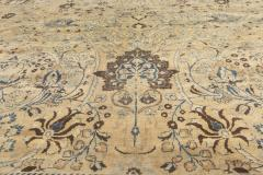 Oversized Antique Persian Khorassan Rug - 1124413