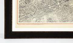 Oversized Map of Paris - 849591