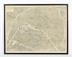 Oversized Map of Paris - 849592