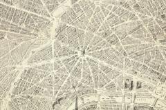 Oversized Map of Paris - 849594
