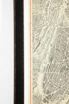 Oversized Map of Paris - 849595