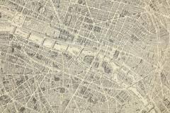 Oversized Map of Paris - 849596