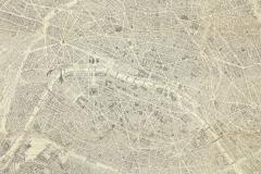 Oversized Map of Paris - 849597