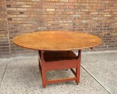 Oversized Round Chair Table - 667844