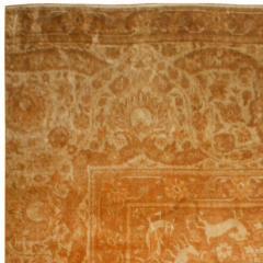 Oversized Vintage Indian Amritsar Rug - 1124424