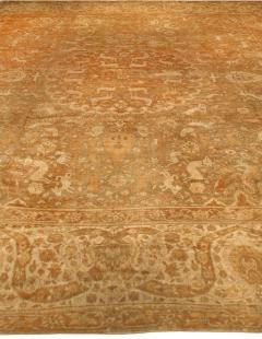 Oversized Vintage Indian Amritsar Rug - 1124426