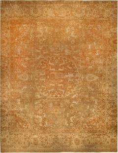 Oversized Vintage Indian Amritsar Rug - 1124435