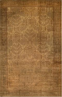 Oversized Vintage Turkish Oushak Rug - 1124420