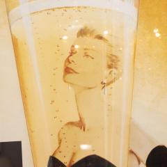 Oversized l instant taittinger Champagne Poster - 1098495