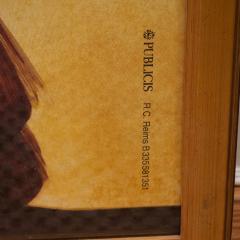 Oversized l instant taittinger Champagne Poster - 1098496