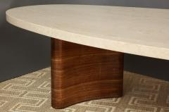 Ovoid Low Table - 529086