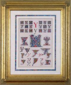 Owen Jones Owen Jones Initial Letters Y Alphabet 1864 - 1566588