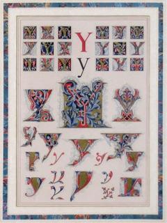 Owen Jones Owen Jones Initial Letters Y Alphabet 1864 - 1566589