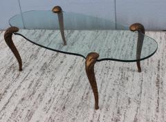 P E Guerin P E Guerin Style Gilt Legs Coffee Table - 766644