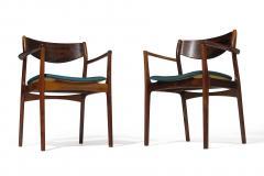 P E Jorgensen P E Jorgensen Rosewood Dining Armchairs - 1086440