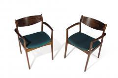 P E Jorgensen P E Jorgensen Rosewood Dining Armchairs - 1086448