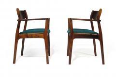 P E Jorgensen P E Jorgensen Rosewood Dining Armchairs - 1086449