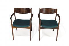 P E Jorgensen P E Jorgensen Rosewood Dining Armchairs - 1086450