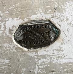 P P Caproni Brother A Plaster Bust Napoleon Bonaparte - 555876