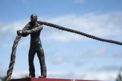 P Roch Smith Canadiana Tug of War - 1217700